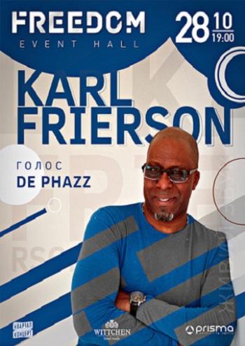 Karl Frierson