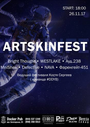Artskinfest