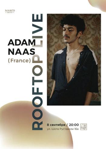 Rooftop live. Adam Naas