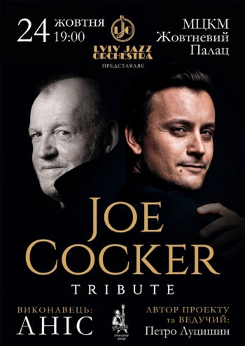 Joe Cocker Tribute